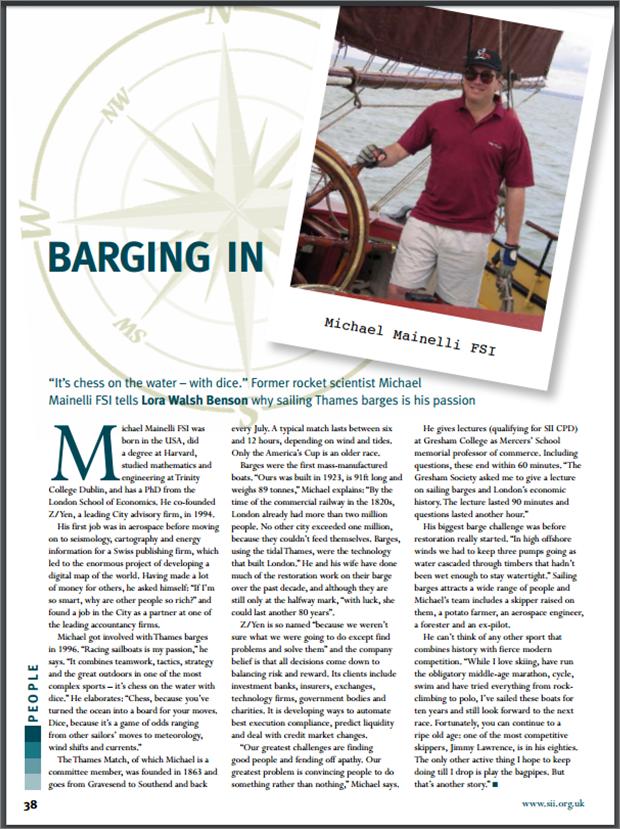 Barging In2