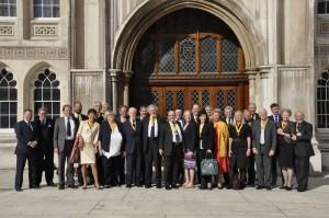Broad Street Ward Club - past Chairmen - 26.09.13
