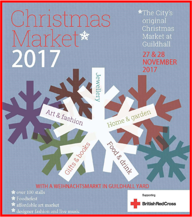 BRC Christmas Market 2017